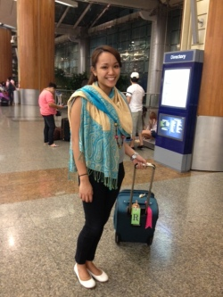 Leaving Singapore for everywhere else --- Bangkok, Malaysia, Dubai, Shanghai and Seoul
